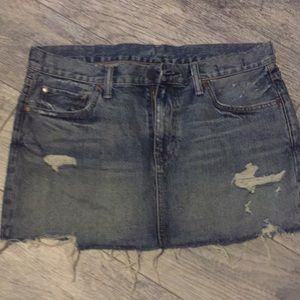 Denim & Supply Ralph Lauren Skirts - Denim & Supply vintage mini skirt sz 29
